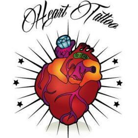 Diseño de Logotipo de Heart Tattoo en Bilbao