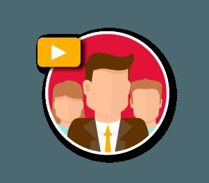 imagen videos de empresa para web o posicionarte en Youtube