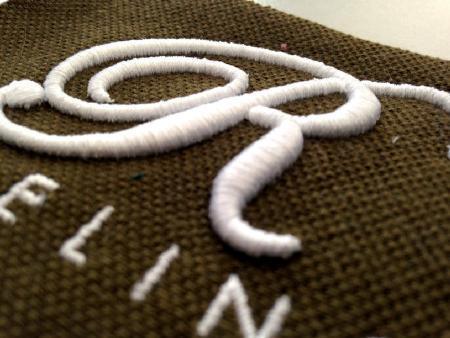 parches bordados camisetas prendas textil
