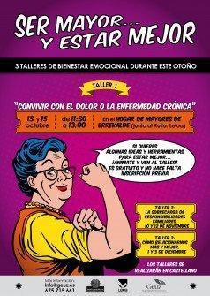 cartel realizado por Poison Estudio para GEUZ