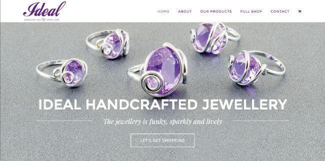 ideal handcrafted jewerly