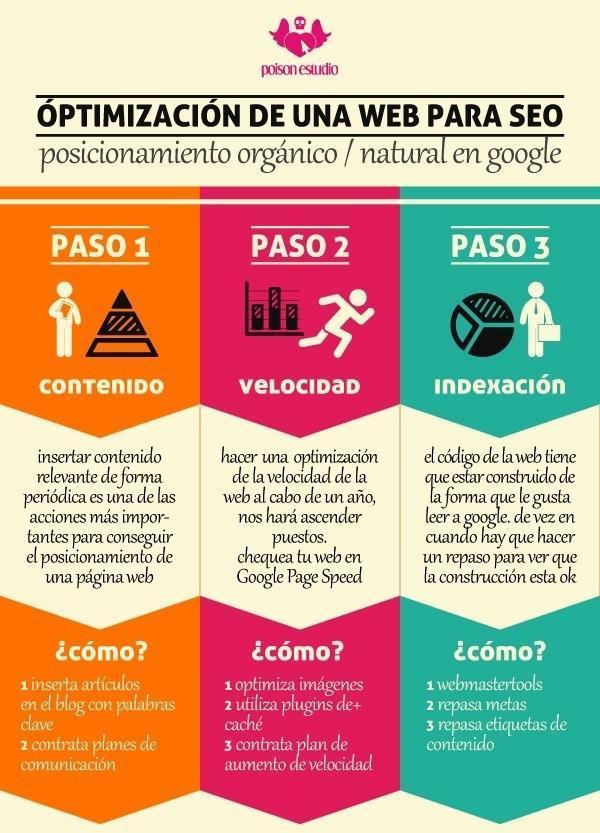 seo poison estudio posicionamiento paginas web bilbao