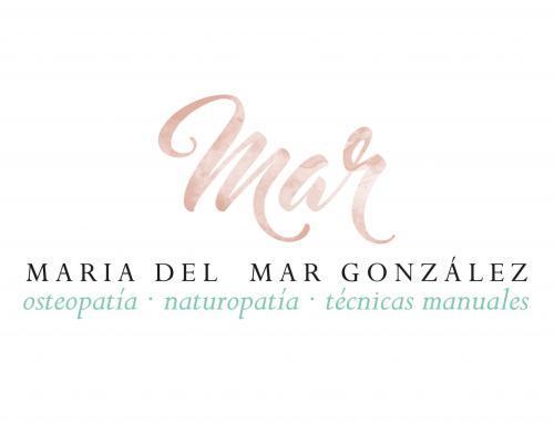 Diseño de logotipo para María del Mar Gonzalez