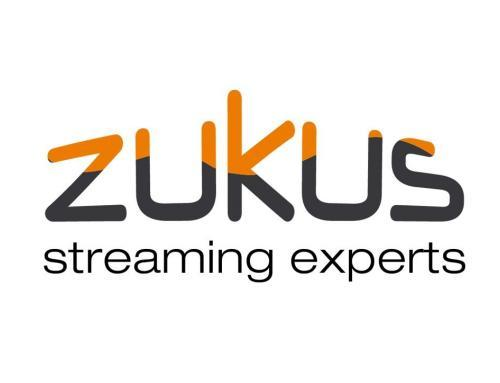 Diseño de logotipo para Zukustream, expertos en streaming