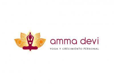 Diseño logotipo para amma devi por Poison Estudio en Bilbao