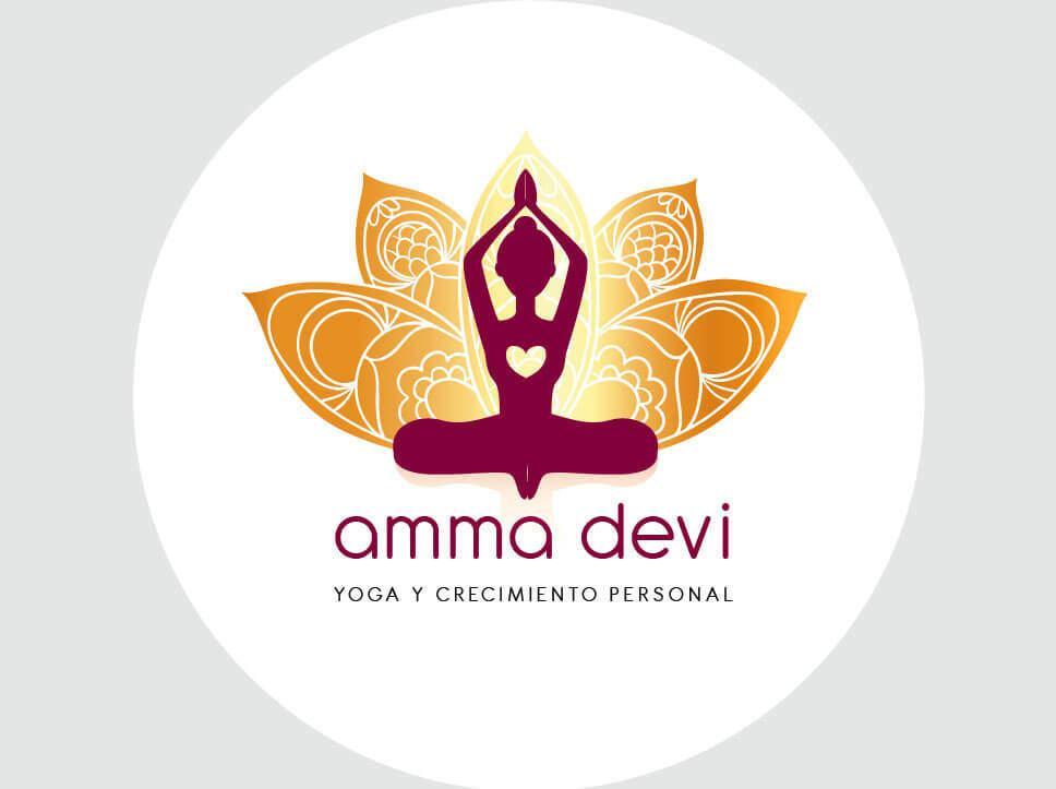 diseno logotipo ammadevi
