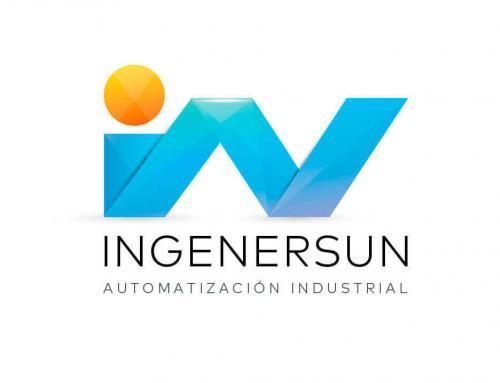 Diseño de logotipo para Ingenersun.