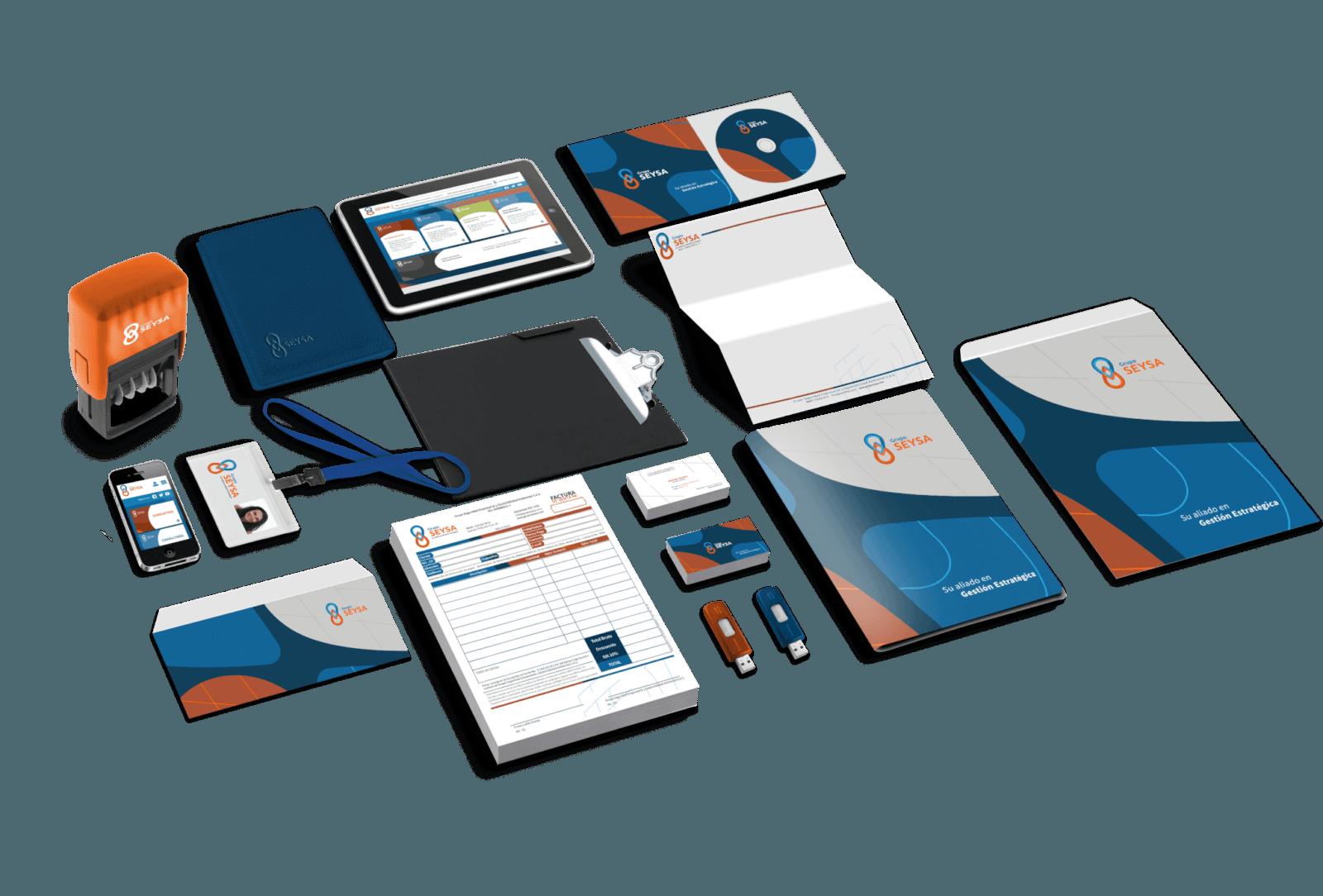 Manuales de identidad corporativa