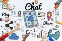 redes sociales exito