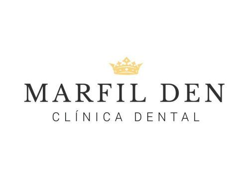 Diseño de logotipo para Marfil Den