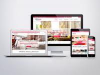 Diseño de página web para Decorazone por Poison Estudio