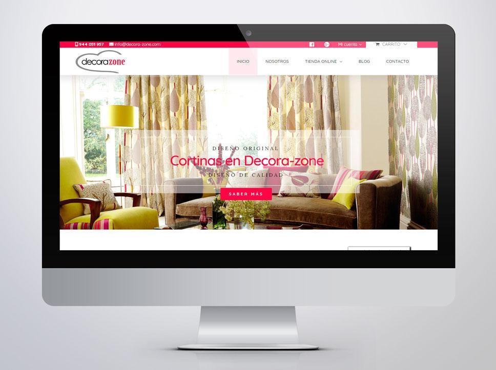 portafolio web decorazone