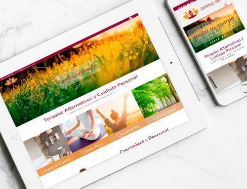 Página web para Amma devi