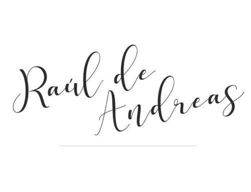Diseño de logotipo para Raúl de Andreas