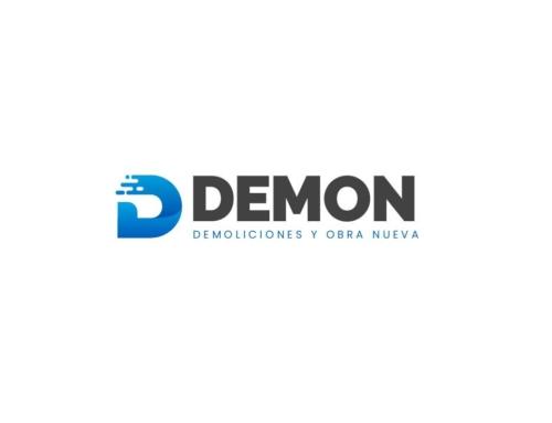 Diseño de logotipo para Reformas Demon