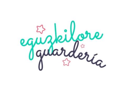 Diseño de logotipo para Guardería Eguzkilore