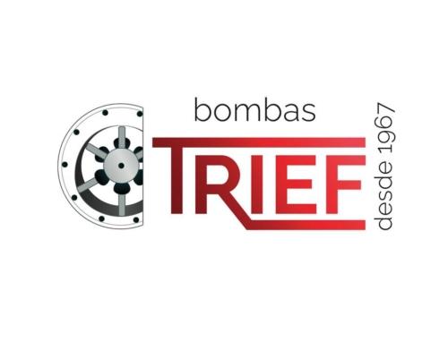 Diseño de logotipo para Bombas Trief